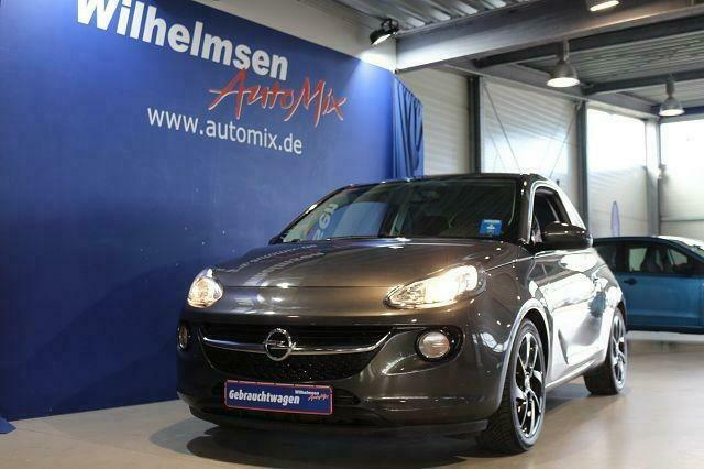 OPEL Adam Slam 1.0 Turbo +BLUETOOTH+RADIO+ALUFELGEN+
