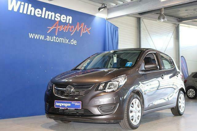 OPEL Karl Enjoy KLIMA+RADIO+USB+TEMPOMAT+BLUETOOTH+++